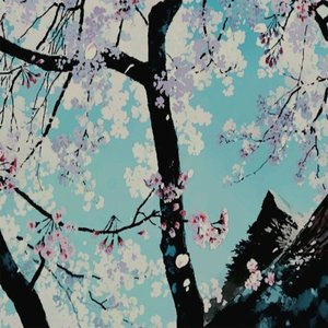 Cherry Blossoms At The Tokyo