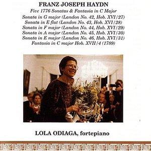 Haydn 1776 Sonatas