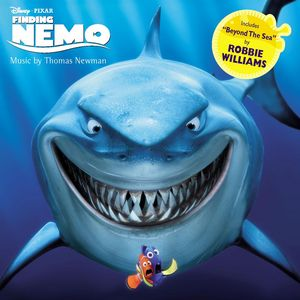 Poster for Finding Nemo Original Soundtrack by Various Artists