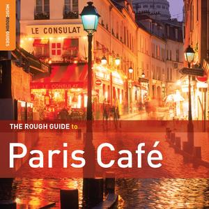 Rough Guide To Paris Café