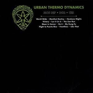 urban thermo dynamics