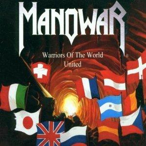 Obrázek Manowar, Warriors of the World United