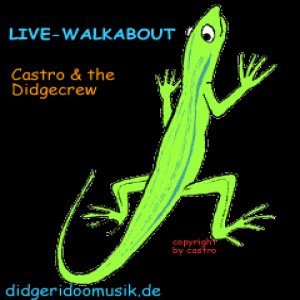 Image for 'Live-Walkabout 2007 Castro and the Didgecrew'