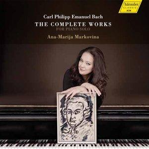 C.P.E. Bach: The Complete Works for Piano Solo, Vol. 23