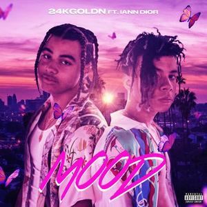 24kGoldn - Mood (feat. Iann Dior)