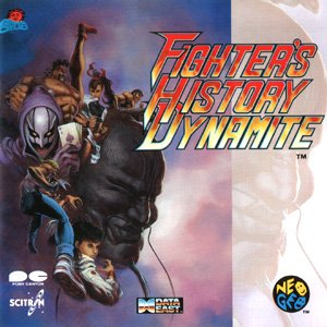 Fighter's History Dynamite / Flying Power Disc