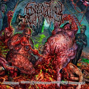 Abhorrent Stench of Posthumous Gastrorectal Desecration