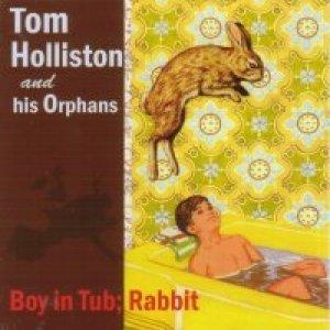 Boy in Tub; Rabbit