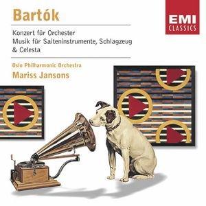 Bartók: Musik für Saiteninstrumente, Schlagzeug & Celesta/Konzert für Orchester