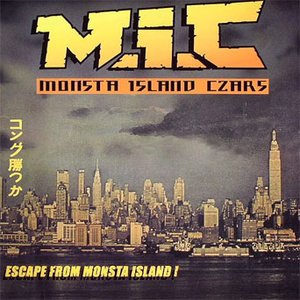 Escape From Monsta Island!
