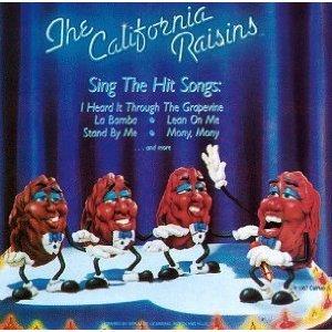 The California Raisins