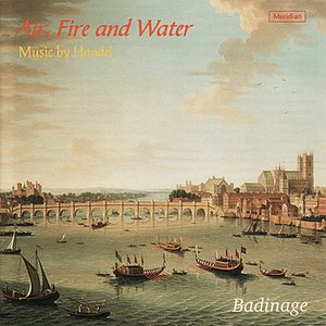 Handel: Air, Fire and Water
