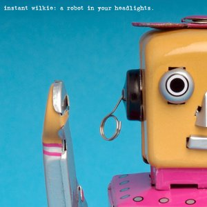 A Robot In Your Headlights