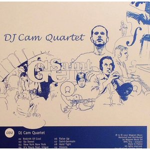 Avatar for DJ Cam Quartet