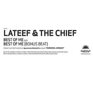 """Best Of Me / Best Of Me Bonus Beat 12"""""""