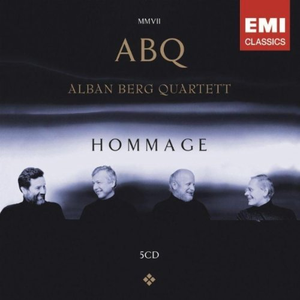 Alban Berg Quartett - A Tribute