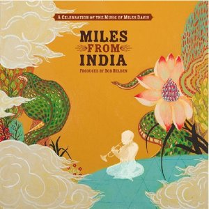 Image for 'Miles from India'