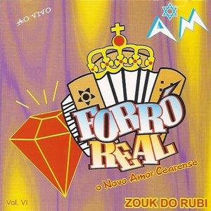 Zouk do Rubi, Vol. VI: Ao Vivo