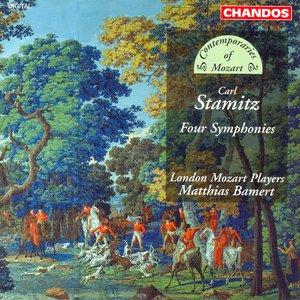 """Stamitz, C.: Symphonies in F Major / C Major / G Major / D Major, """"La Chasse"""""""