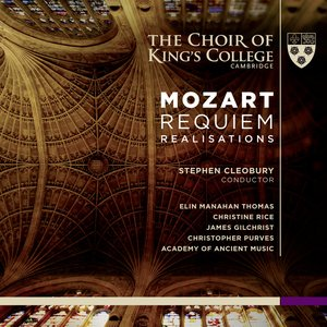 Mozart: Requiem Realisations