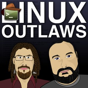 Bild für 'The Linux Outlaws'