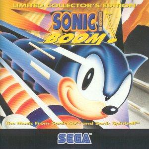 Sonic The Hedgehog Boom