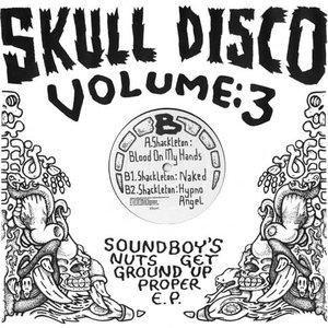Image for 'Soundboy's Nuts Get Ground Up Proper E.P.'