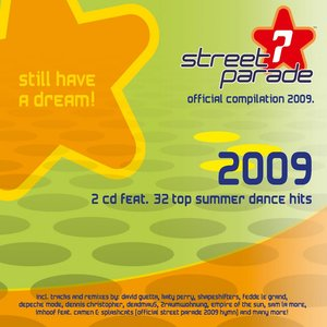 Street Parade 2009 - Official Compilation