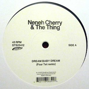 Dream Baby Dream (Four Tet remix) / Cashback (Lindstrøm & Prins Thomas Remix)