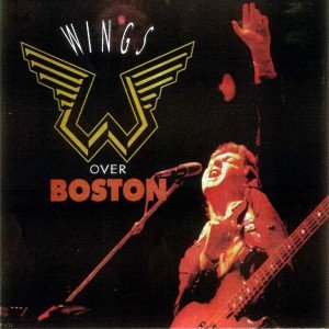 1976-05-22: Wings Over Boston: Boston Garden, Boston, MA, USA