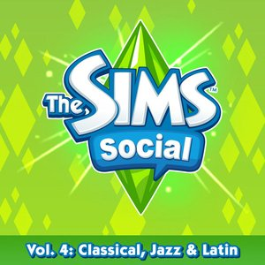 The Sims Social Volume 4: Classical, Jazz & Latin
