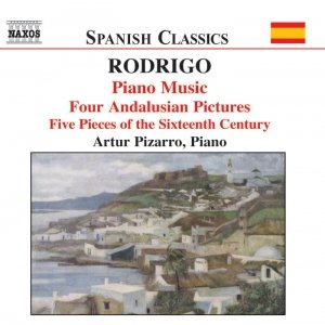 RODRIGO: Piano Music, Vol. 1