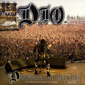 Dio at Donington uk