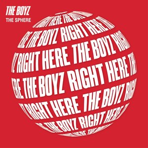 THE BOYZ 1st SINGLE ALBUM [THE SPHERE]