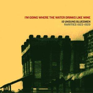 I'm Going Where the Water Drinks Like Wine (18 Unsung Bluesmen) [Rarities 1923-29]