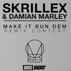 Image for 'Skrillex & Damian Marley - Make It Bun Dem ( Wikus Remix )'