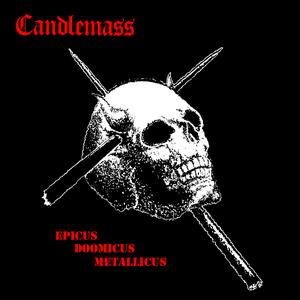 Cover Candlemass - Epicus Doomicus Metallicus