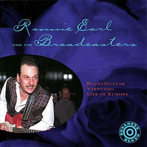 Blues Guitar Virtuoso Live In Europe