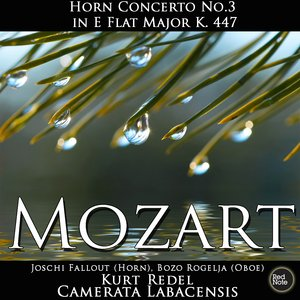 Mozart: HoRN0 Concerto No.3 in E Flat Major K. 447