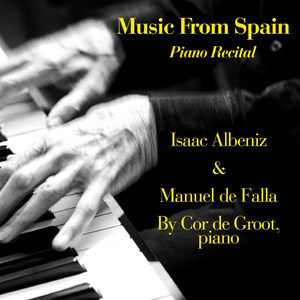 Music from Spain (Piano Recital)