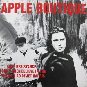 Love Resistance / I Don't Even Believe In You / The Ballad Of Jet Harris