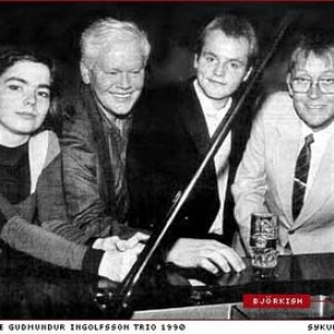 Bjork & Trio Gudmundar Ingolfs 的头像