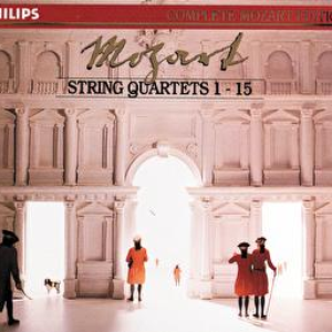 Mozart: The String Quartets (8 CDs, Vol.12 of 45)