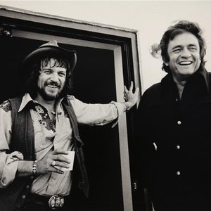 Bild für 'Johnny Cash & Waylon Jennings'