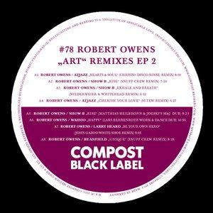 "Black Label #78 "" Art "" Remix EP 2 - Remixes by Christo, Snuff Crew, Niedermeier & Whitehead, Si-Tew, Matthias Heilbronn & Joeski, John Gazoo"
