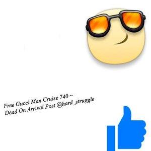 Free Gucci Man Cruise 740