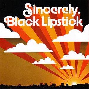 Sincerely, Black Lipstick