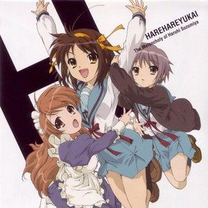 Avatar for Haruhi, Yuki, Mikuru