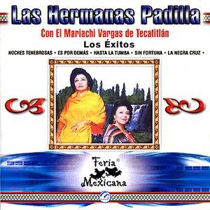 Las Hermanas Padilla Con el Marichi Vargas de Tecatitlan los Exitos