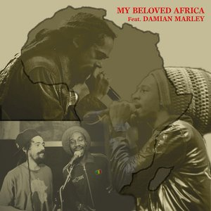 My Beloved Africa feat. Damian Marley - Single